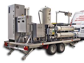 Portable Medical Oxygen Generator.