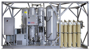 Oxygen Cylinders Filling System