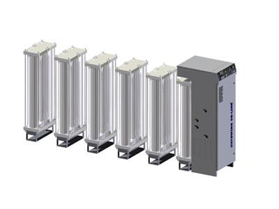 Modular Oxygen Generator.