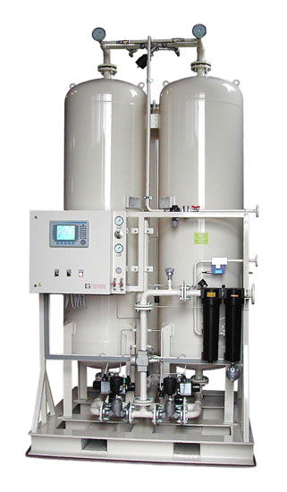 PSA Oxygen Generator.